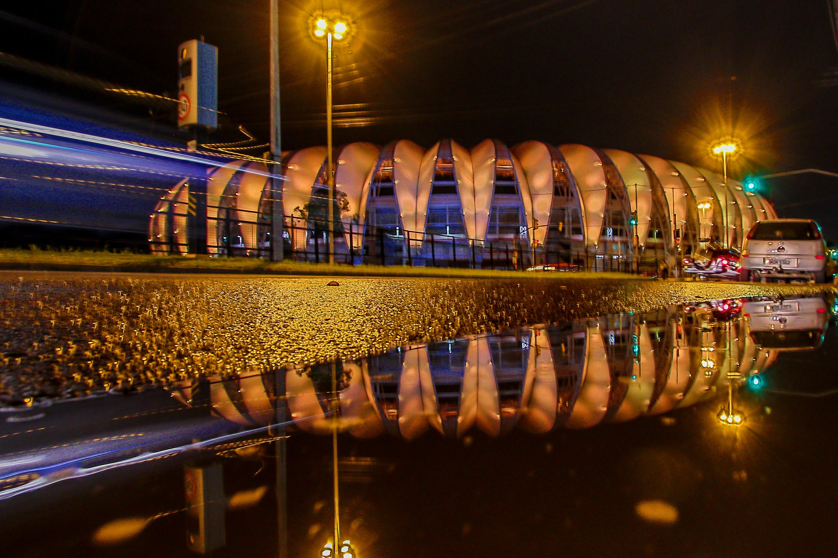 Campanha do Agasalho terá coleta no jogo Inter x Paysandu
