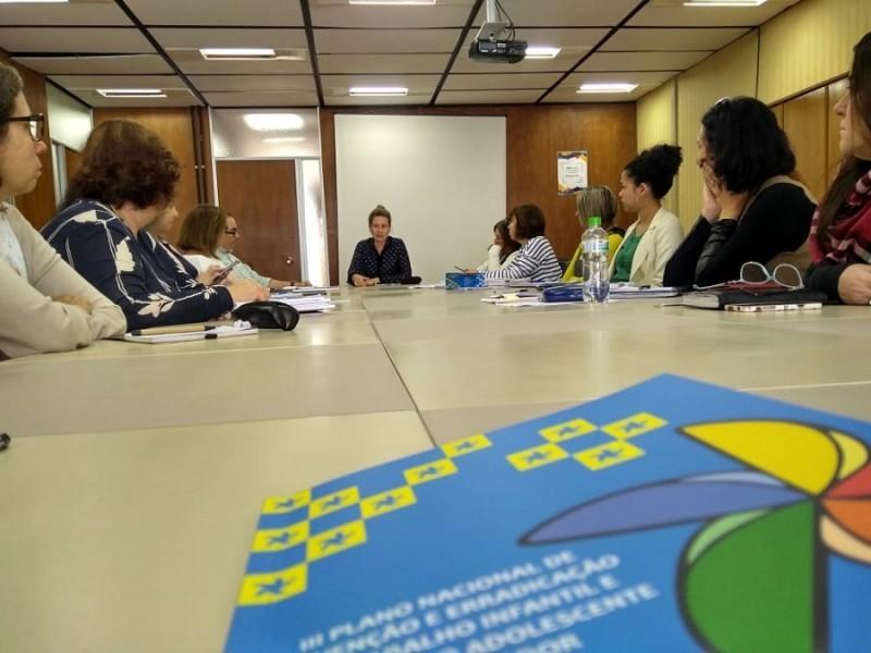 RS: Comissão do Programa de Erradicação do Trabalho Infantil inicia plano de ação