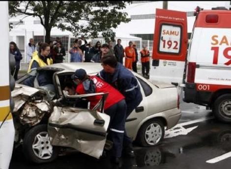 Estado tem a segunda maior redução de internações por acidentes de trânsito no país