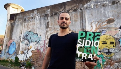 Livro sobre o presídio central será lançado na Casa de Cultura Mario Quintana em julho