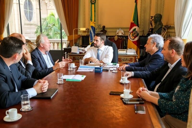 RS: Governador confirma presença no lançamento da pedra fundamental do Sinodal no Prado Bairro-Cidade
