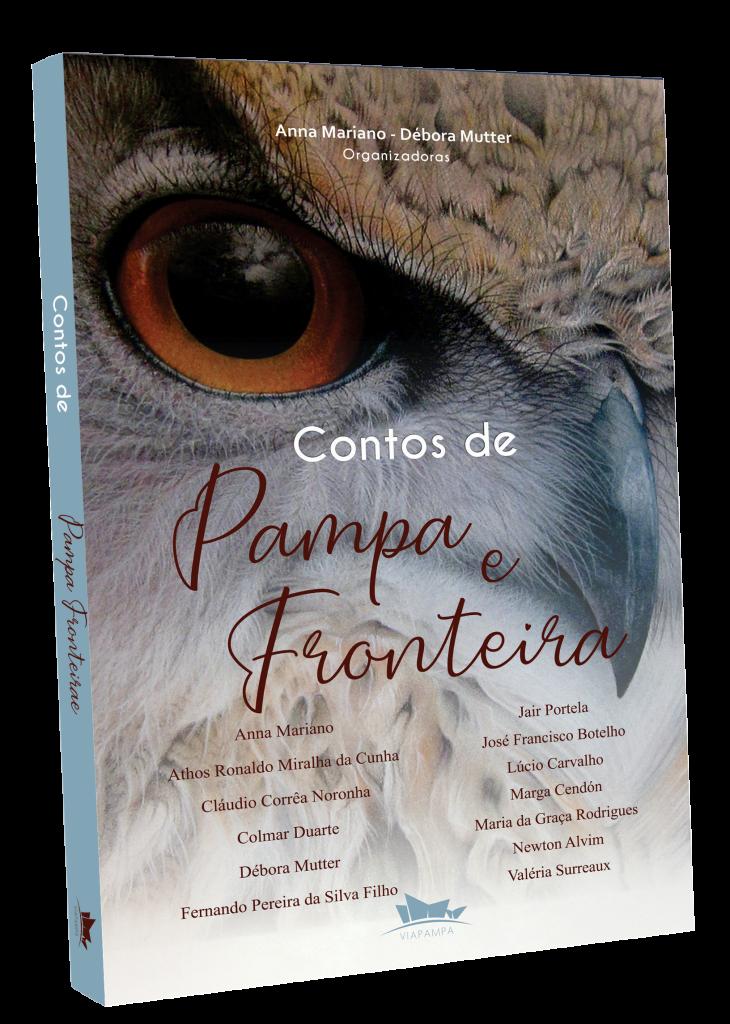 Capa Contos de Pampa e Fronteira