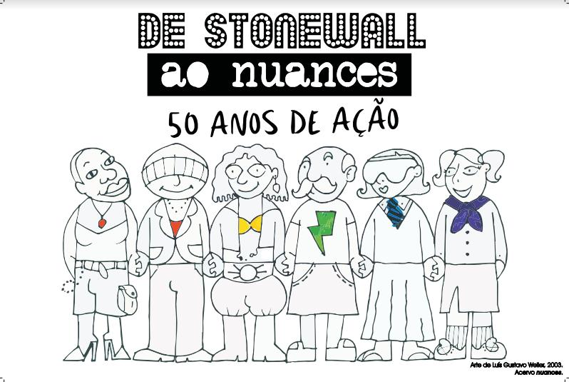 De Stonewall ao Nuances: 50 anos de Ação é atração no Memorial do RS
