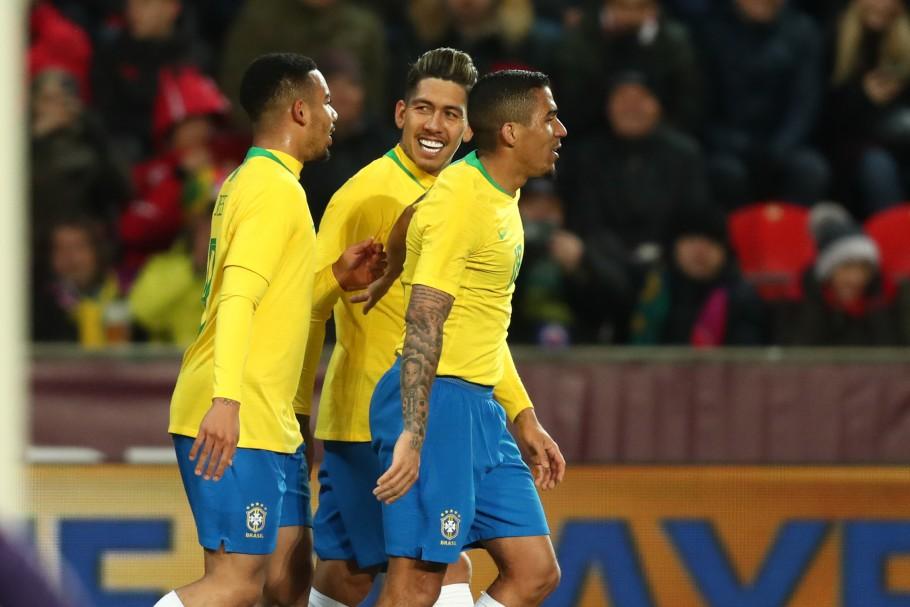 Porto Alegre:  Beira-Rio recebe jogo amistoso entre Brasil e Honduras