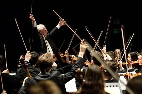 Pela primeira vez em Porto Alegre, a Boston Philharmonic Youth Orchestra se apresenta no Auditório Araújo Vianna