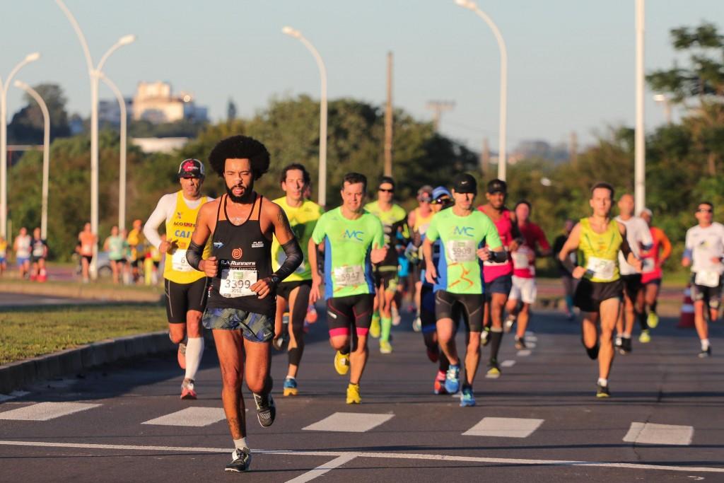Porto Alegre, RS - 11/06/2017 34ª Maratona Internacional de Porto Alegre  Foto: Joel Vargas/PMPA