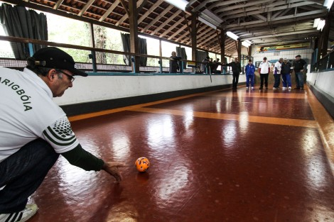 Porto Alegre: Returno do Municipal de Bocha começa nesta quarta-feira