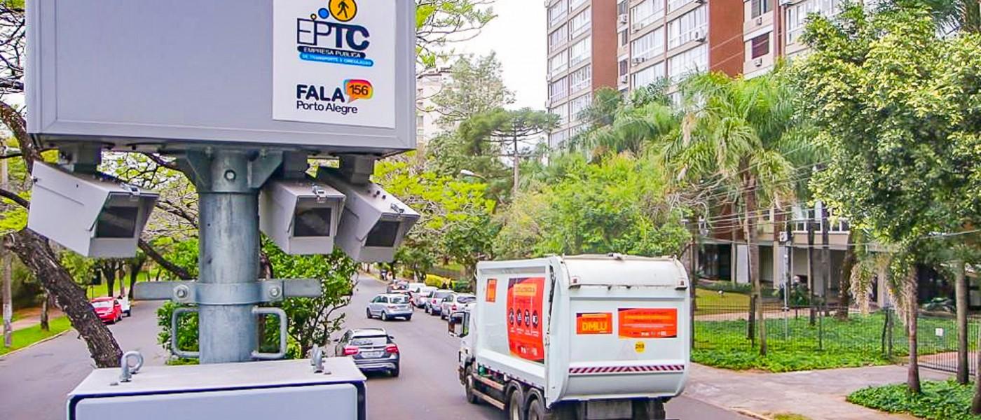 Porto Alegre: Cercamento eletrônico ajuda a reduzir roubo de veículos em 45%