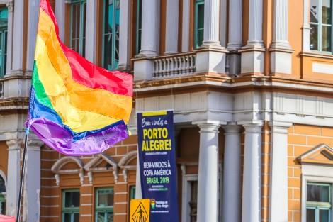 Porto Alegre: Prefeitura é parceira da Parada de Luta LGBTI 2019