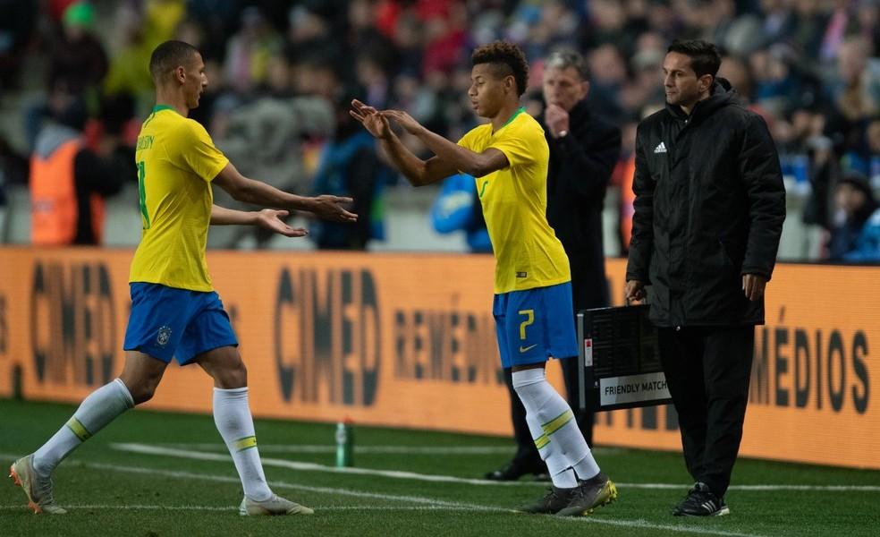 Porto Alegre: Brasil e Paraguai abrem hoje quartas de final da Copa América