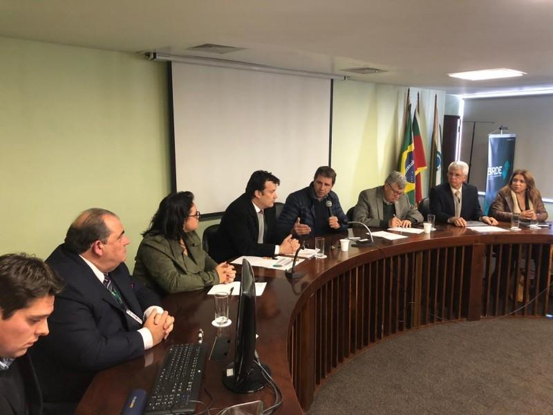 RS é o primeiro Estado a receber Ministério de Minas e Energia para discutir projeto para PCHs