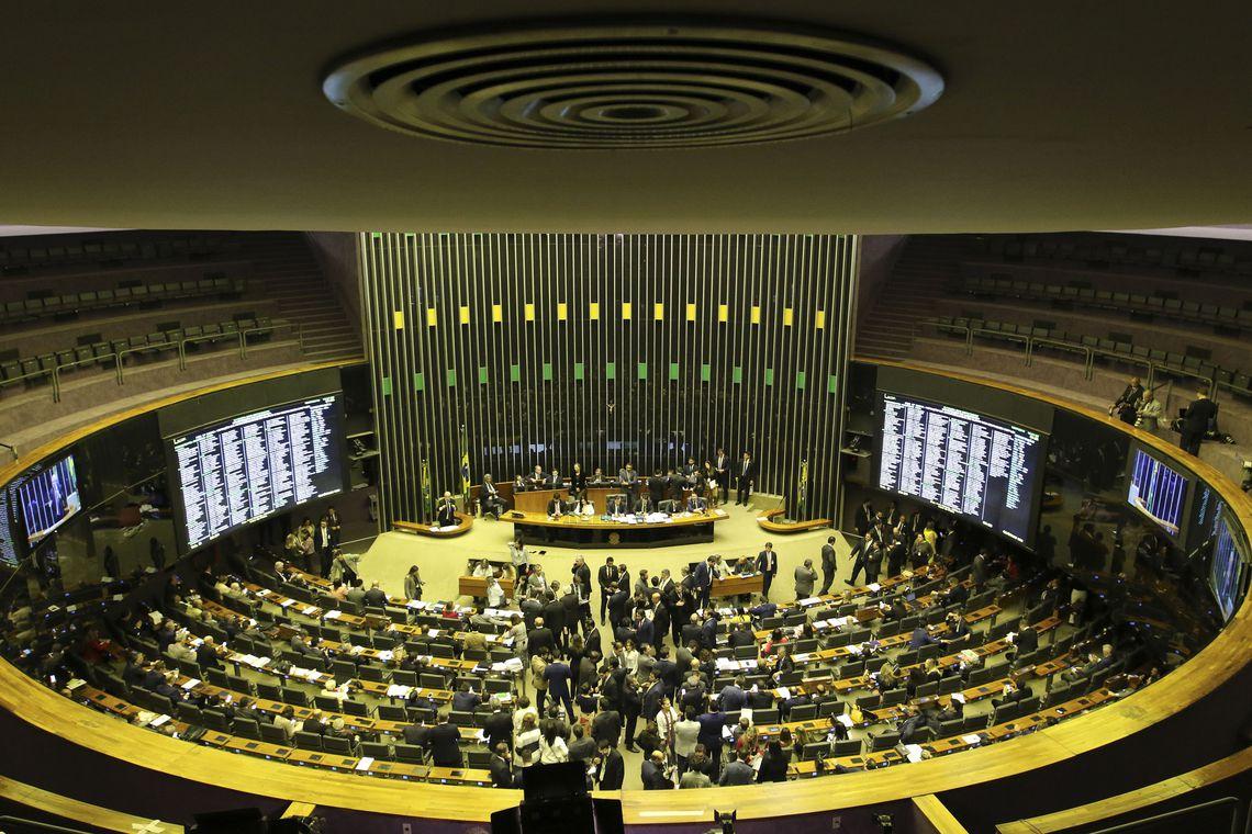 Câmara aprova texto-base da reforma da Previdência. Proposta teve 379 votos a favor e 131 contra