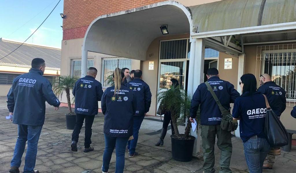 MP realiza operação de blindagem de concurso público em Garibaldi