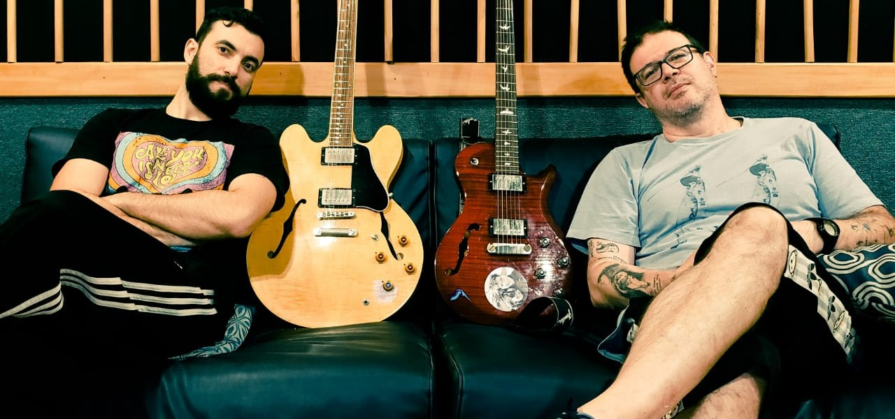 Porto Alegre: Sgt. Peppers apresenta Guitarras em Sintonia com Marcelo Corsetti & Guilherme Zanini