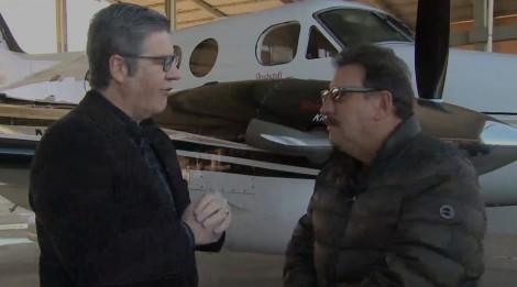 SBT Entrevista: Ratinho quer ampliar negócios no Rio Grande do Sul. Confira a entrevista de Felipe Vieira com Carlos Massa.