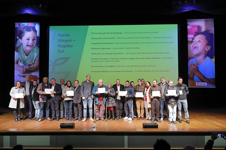 Sicredi União Metropolitana RS divulga contemplados pelo Fundo de Desenvolvimento Social