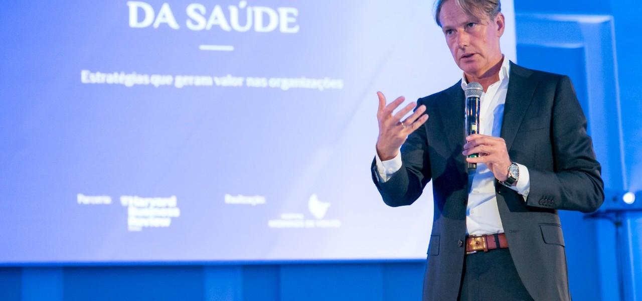 Moinhos de Vento debate estratégias de valor para o futuro da saúde