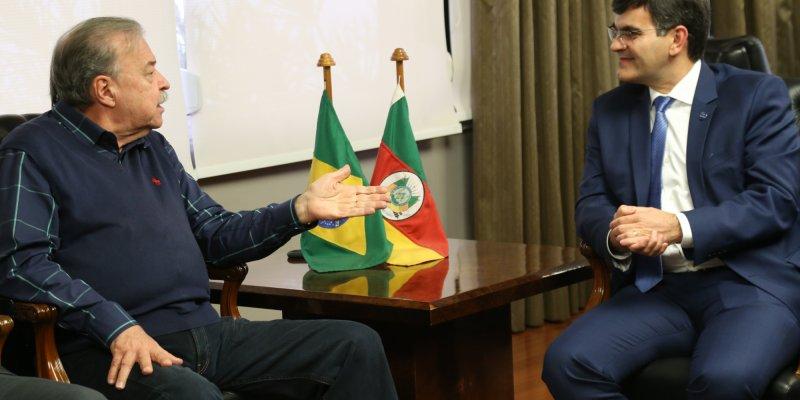 Escritório da Apex-Brasil para a Região Sul será inaugurado em setembro na Fiergs. Esse será o terceiro escritório regional da Agência