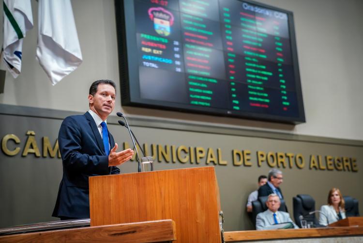 Porto Alegre: Marchezan propõe alteração de CCs e FGs da administração direta