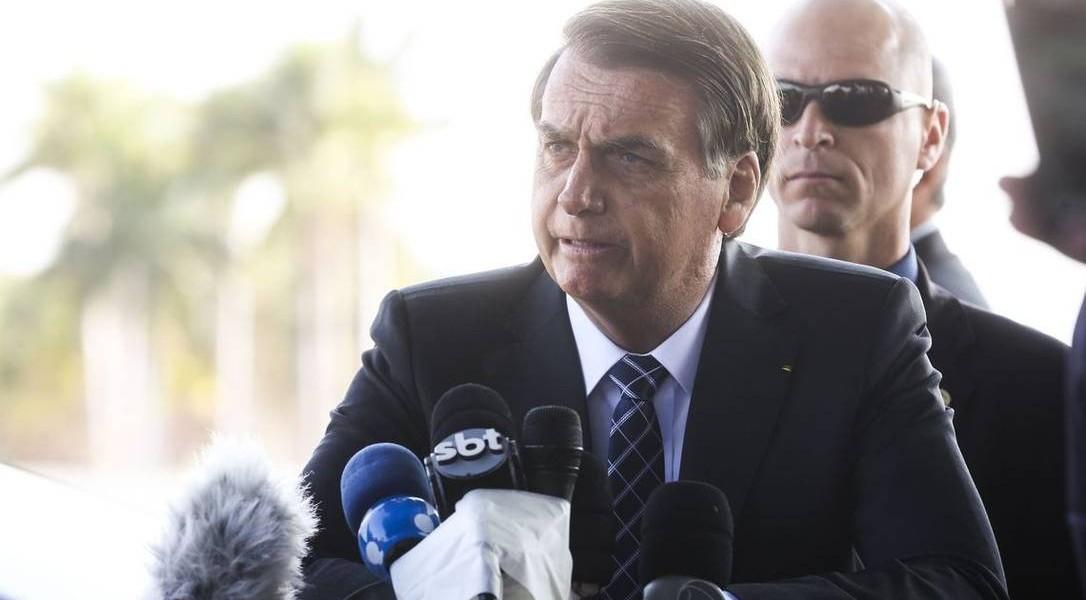 Bolsonaro faz reunião de emergência com oito ministros sobre queimadas na Amazônia