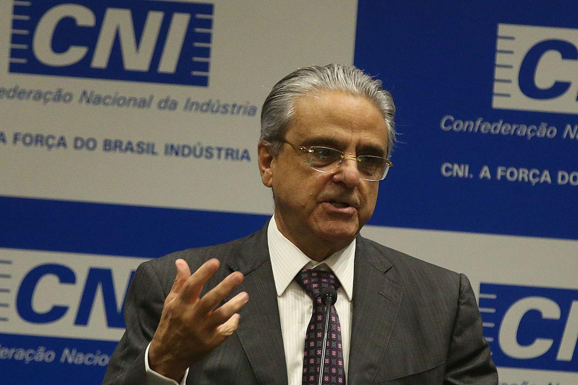 Criminalização de devedor de ICMS desestimula investimentos e empreendedorismo no Brasil, afirma presidente da CNI