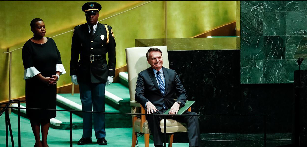 Viés ideológico transforma votos do Brasil na ONU; por Jamil Chade/UOL