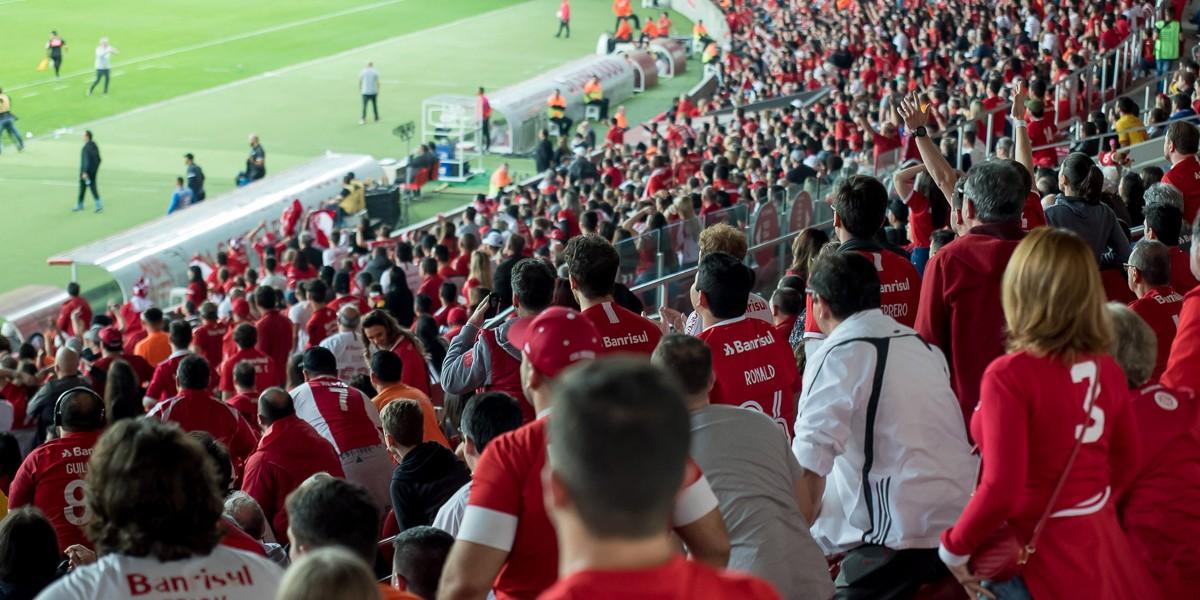 Brasileirão: Ainda há ingressos para Inter e Palmeiras no Coração do Gigante