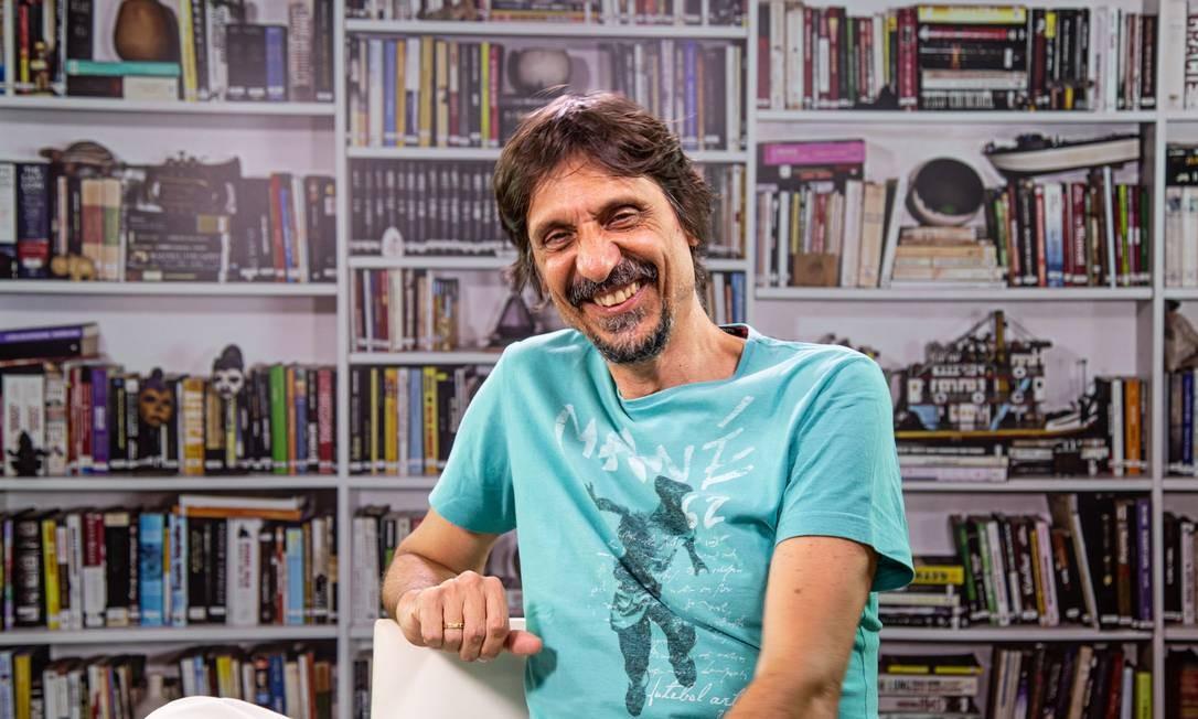 Instituto Ling: Eduardo Bueno, o Peninha, ministra curso sobre a história do Rio Grande do Sul