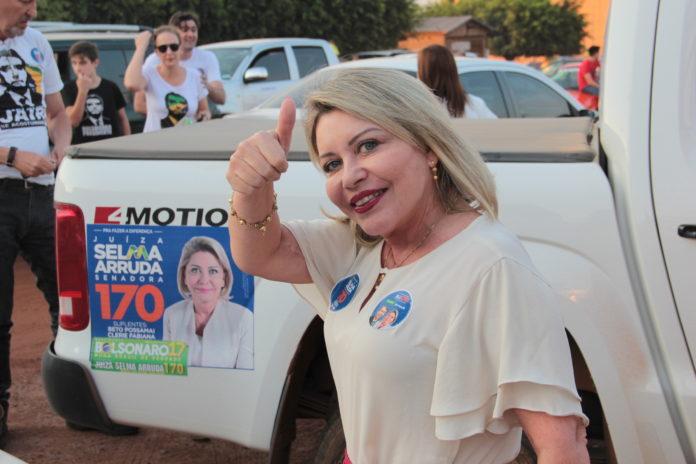 Ação contra CPI da Lava Toga racha PSL e senadora ameaça deixar sigla