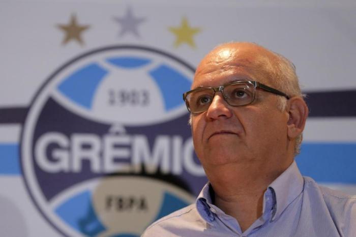 Presidente do Grêmio palestra em Teutônia no dia 26 de setembro. Resultado financeiro do evento com Romildo Bolzan será doado à Brigada Militar