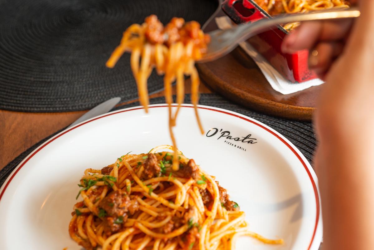 Gastronomia: O'Pasta inaugura restaurante na expansão do Barra Shopping Sul