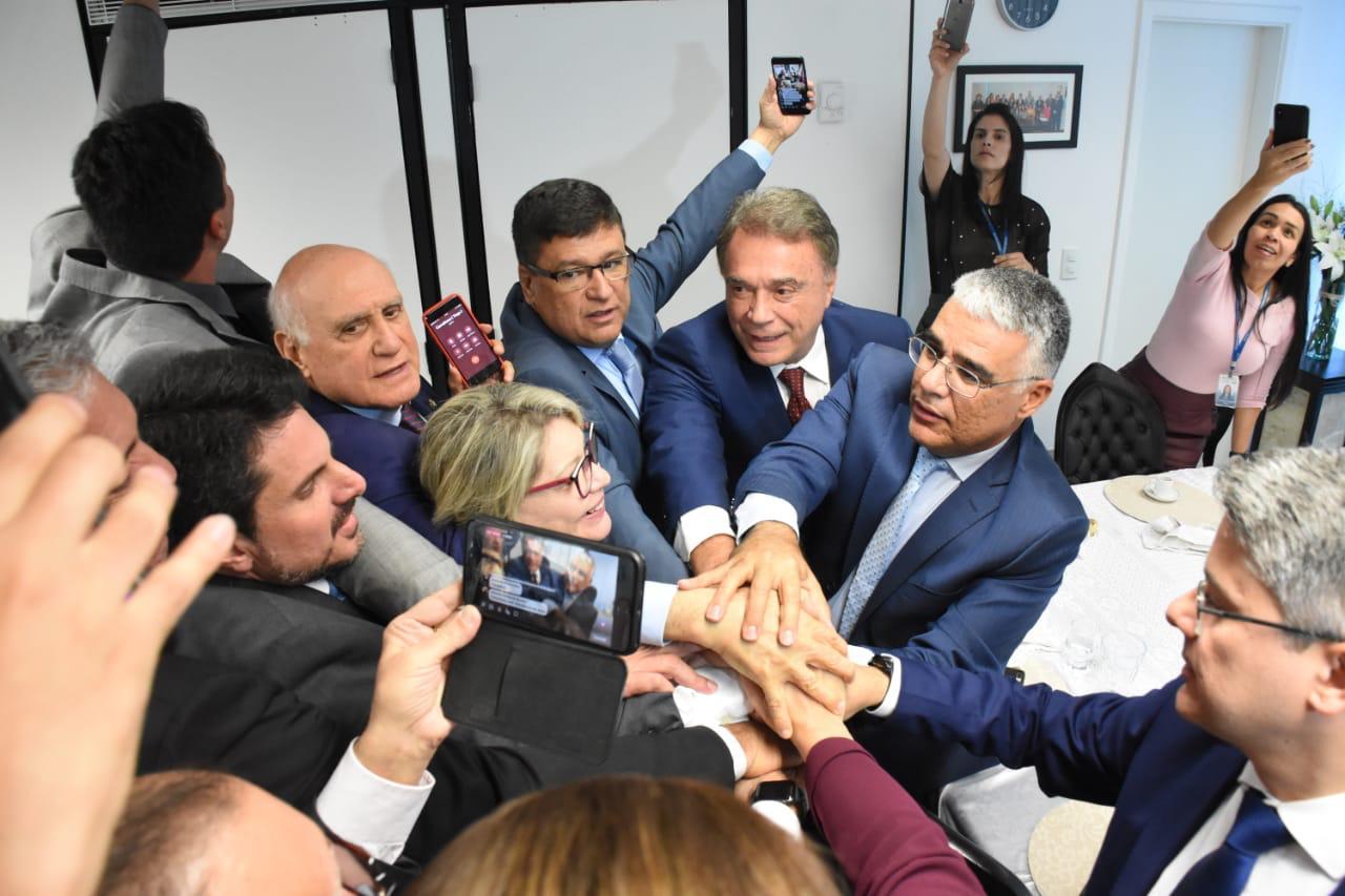 """""""Muda Senado! Muda Brasil!"""" convoca população a defender a CPI da Toga. Para Lasier, """"É lamentável ver o Judiciário se tornar uma super casta"""""""