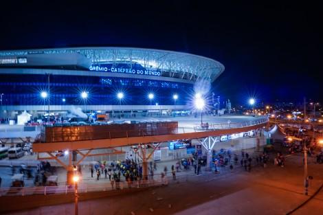 Como ficarão o trânsito e transporte para o jogo Grêmio x Goiás
