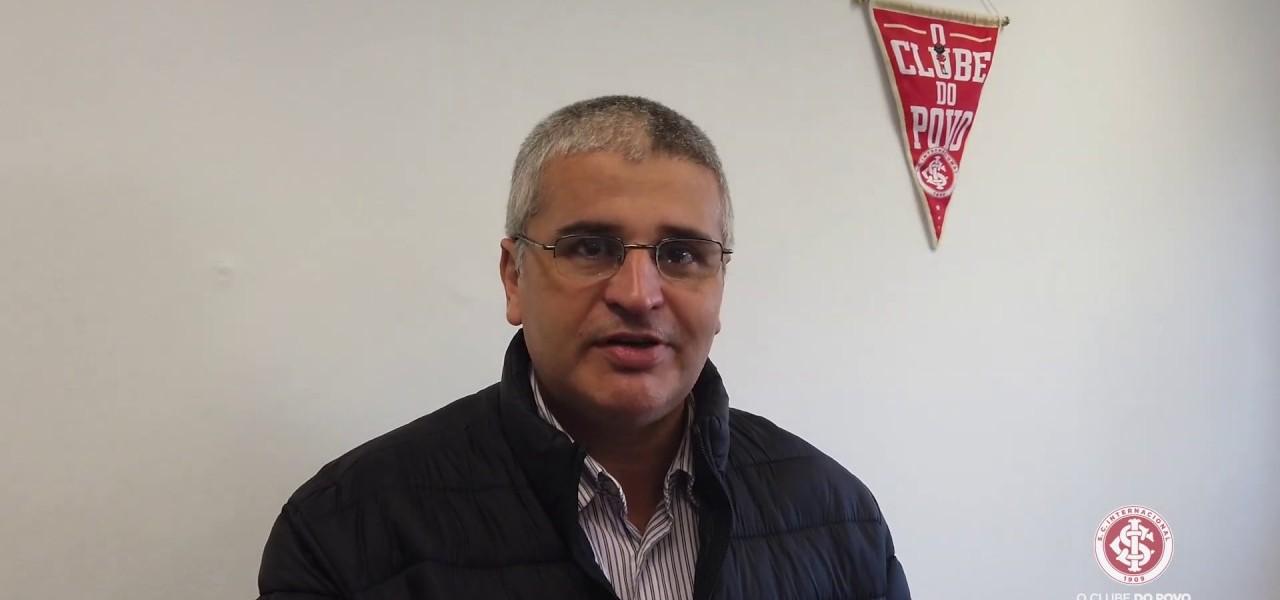 Porto Alegre: Norberto Guimarães recebe Honra ao Mérito da Câmara de Vereadores. Vice-presidente do Internacional será homenageado dia 07 de outubro