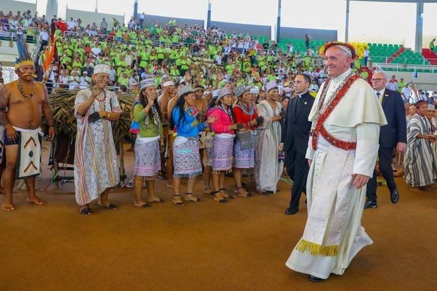 Abin monitora o Sínodo  da Amazônia sem infiltrar agentes, afirma GSI