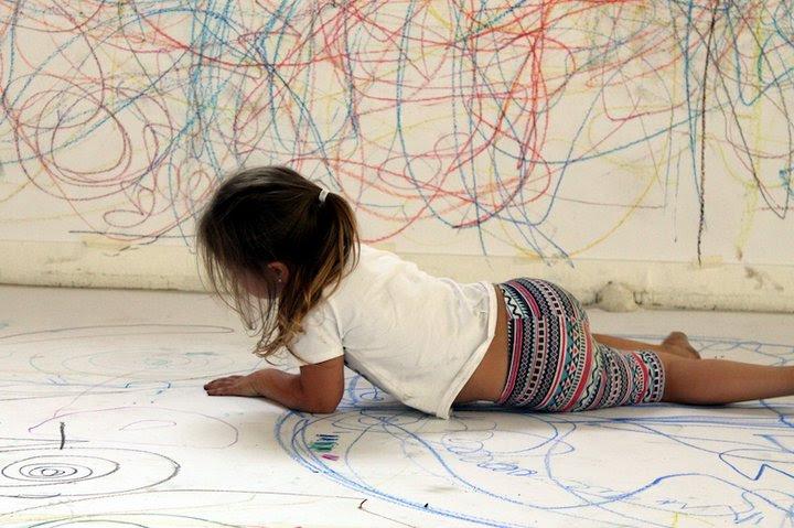 Porto Alegre: Oficina Desenhança é atração para crianças e adultos nesse sábado no Instituto Ling