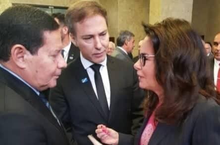 Outubro Rosa: Presidente da FEMAMA pede a vice-presidente da República ajuda para sanção da lei obrigando que biópsias sejam feitas em até 30 dias
