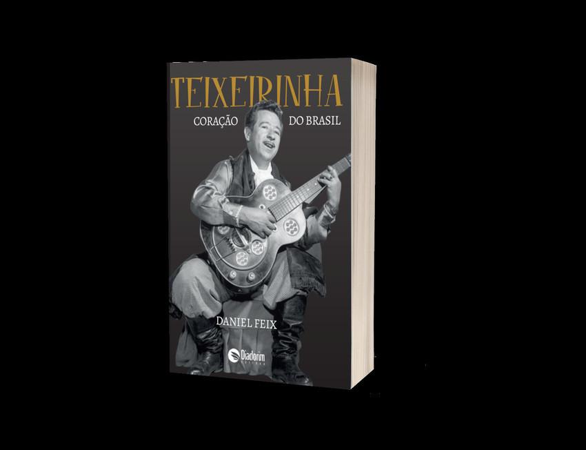 Livros: Editora Diadorim inicia pré-venda da biografia de Teixeirinha escrita pelo jornalista Daniel Feix. Jornalista autografará a obra dia 10 de novembro na Feira do Livro de Porto Alegre