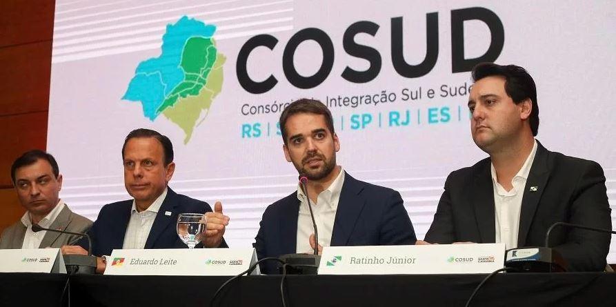 Governadores do Sul e Sudeste querem recursos do pré-sal em 2019
