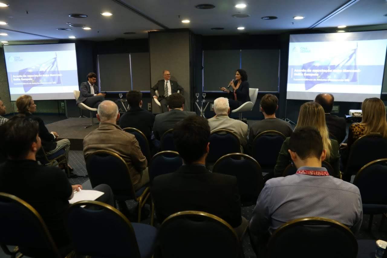 FIERGS debate as oportunidades que surgirão com o acordo Mercosul-União Europeia