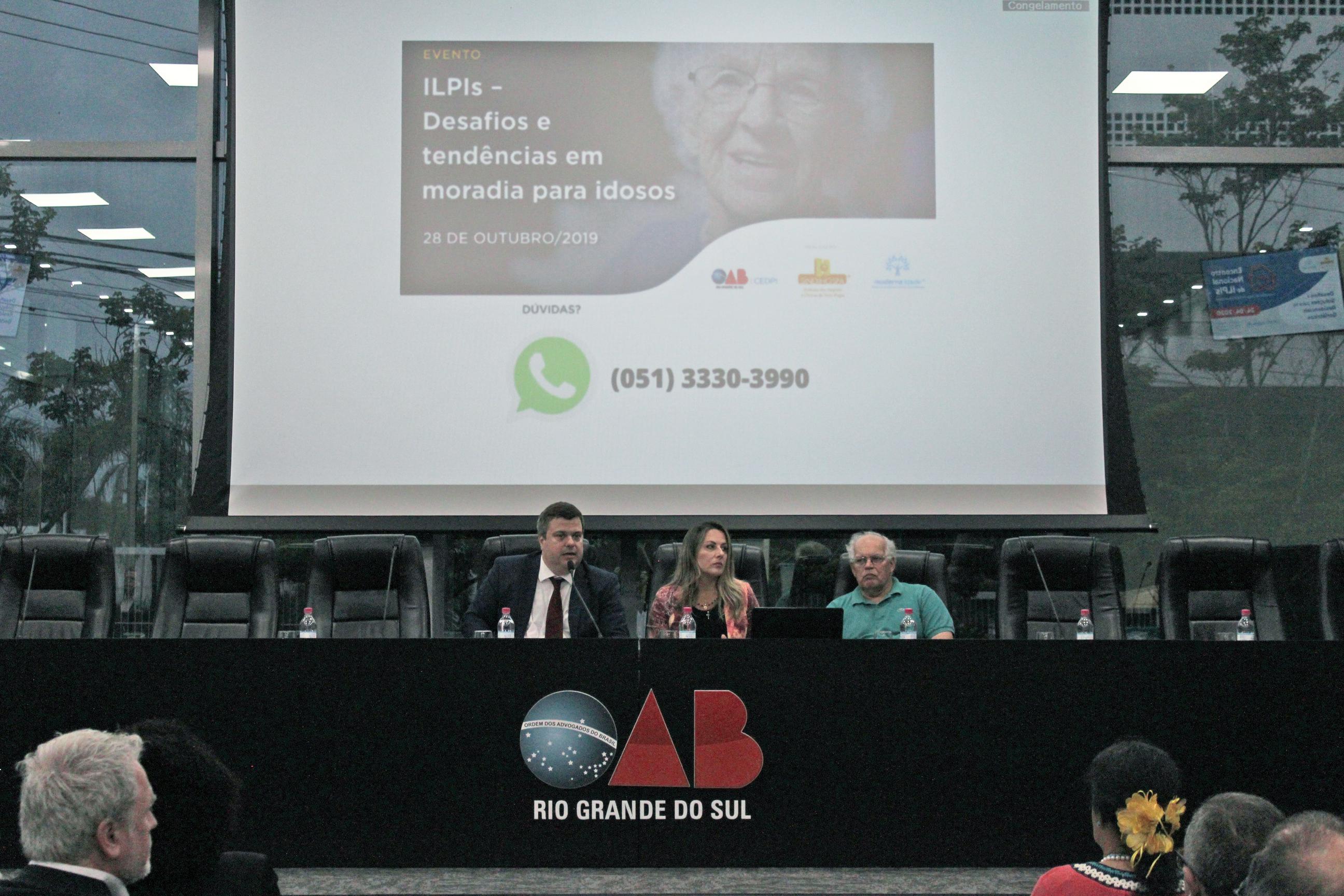 Porto Alegre: Especialistas propõem ações para combater clínicas geriátricas irregulares