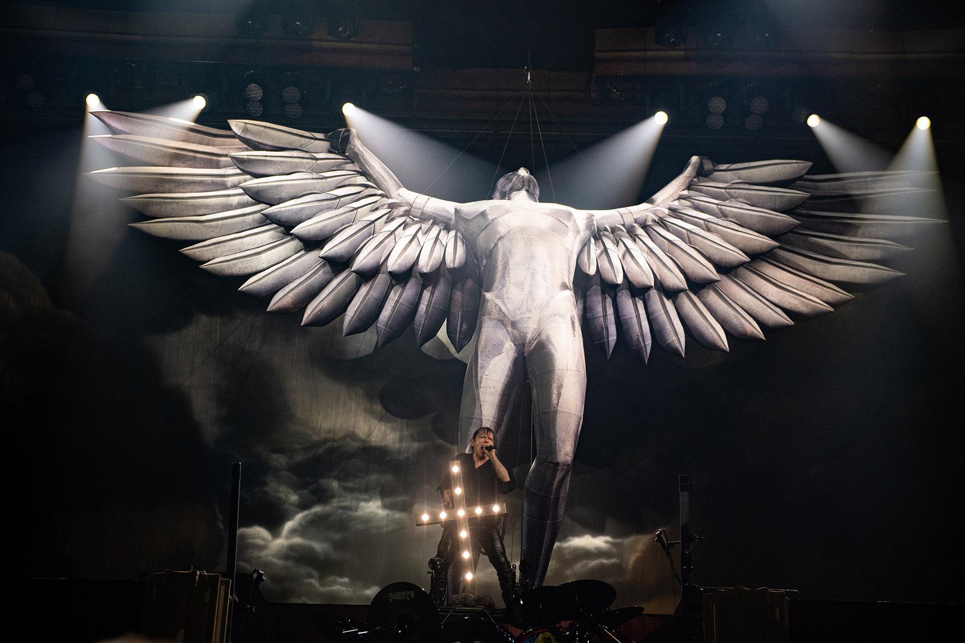 Iron Maiden: EPTC divulga trânsito e transporte para show na Arena