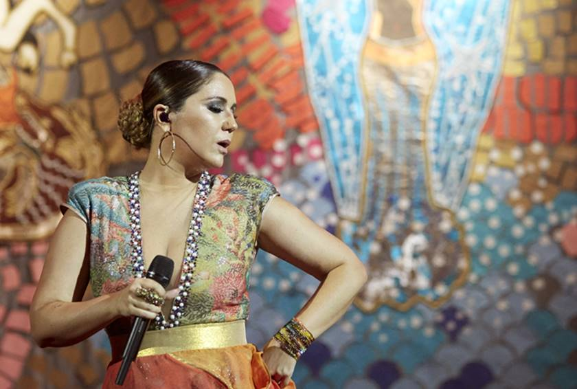 Maria Rita apresenta espetáculo Samba Meu em Porto Alegre e Pelotas