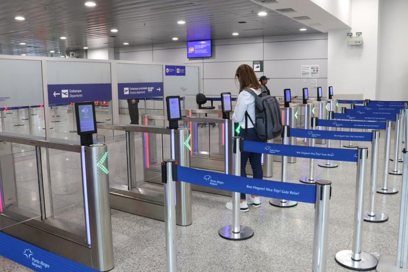 Aeroporto Salgado Filho terá mais agilidade no embarque de passageiros