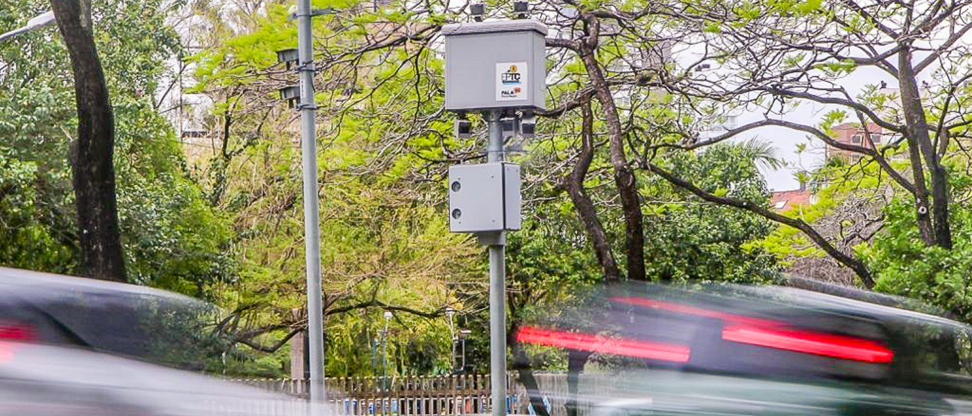 Porto Alegre: Cercamento eletrônico contribui para redução de roubo de veículos