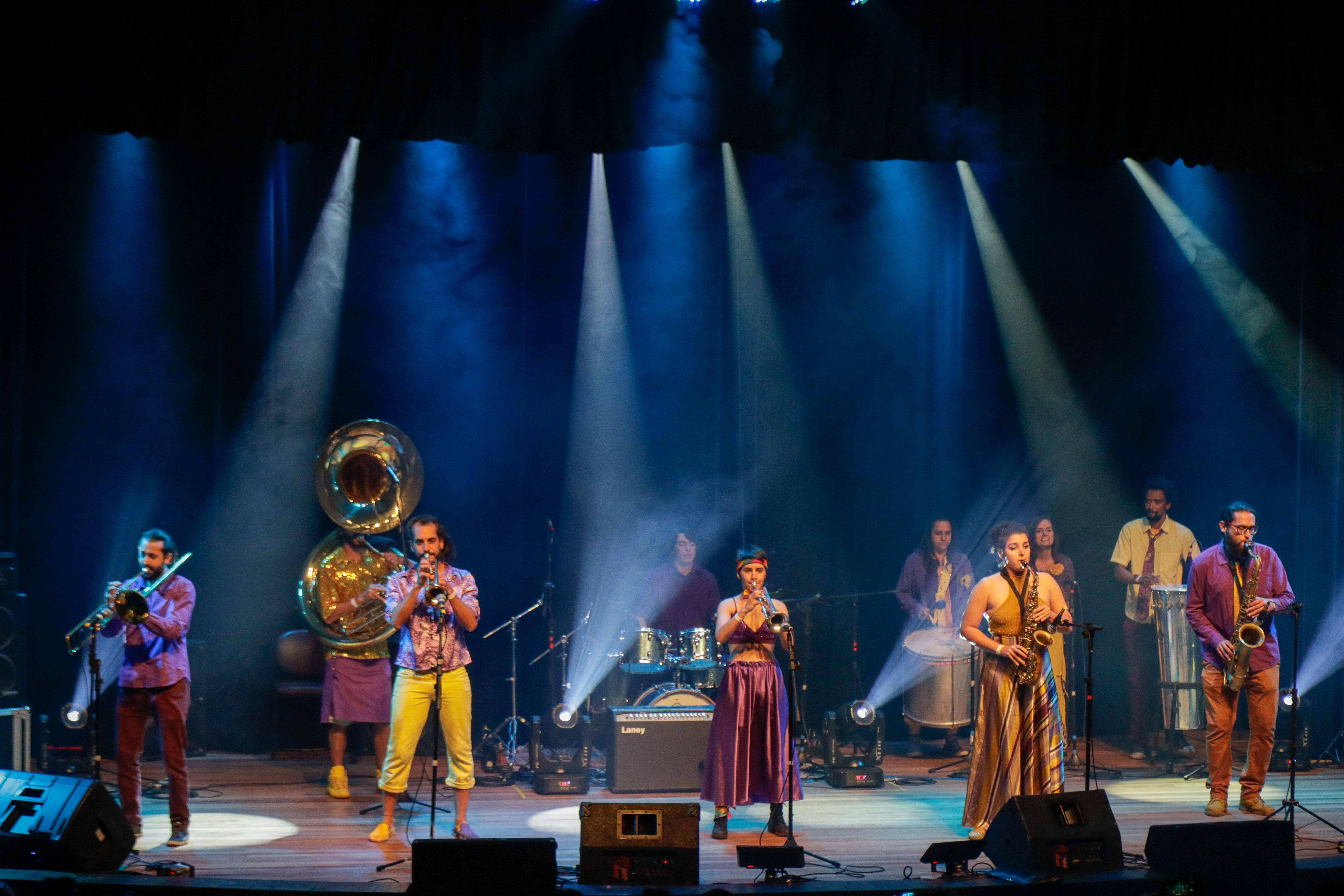 Domingo de festa para a música de Porto Alegre. Confira os vencedores do 14º Festival de Música