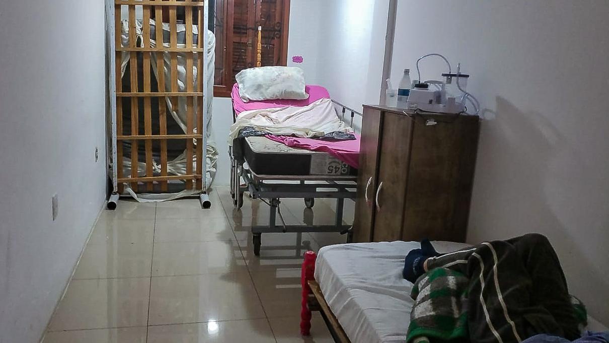 Porto Alegre: SINDIHOSPA divulga nota apoiando operação contra  clínica geriátrica clandestina