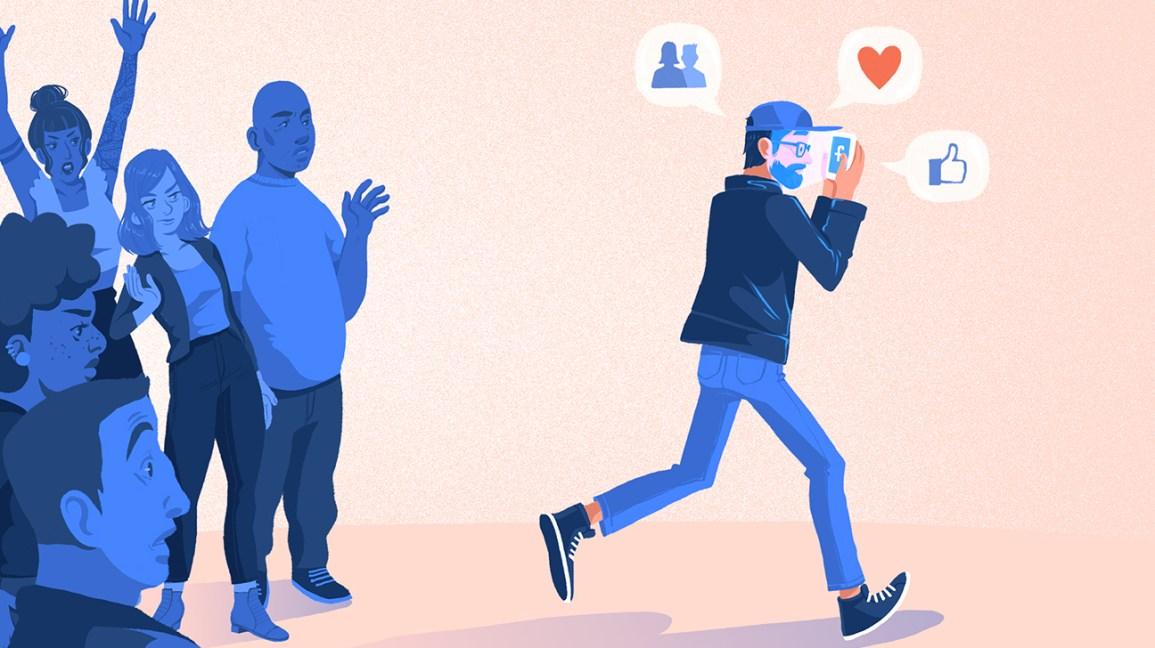Artigo: Felicidade real versus virtual, por Anissis Moura Ramos*
