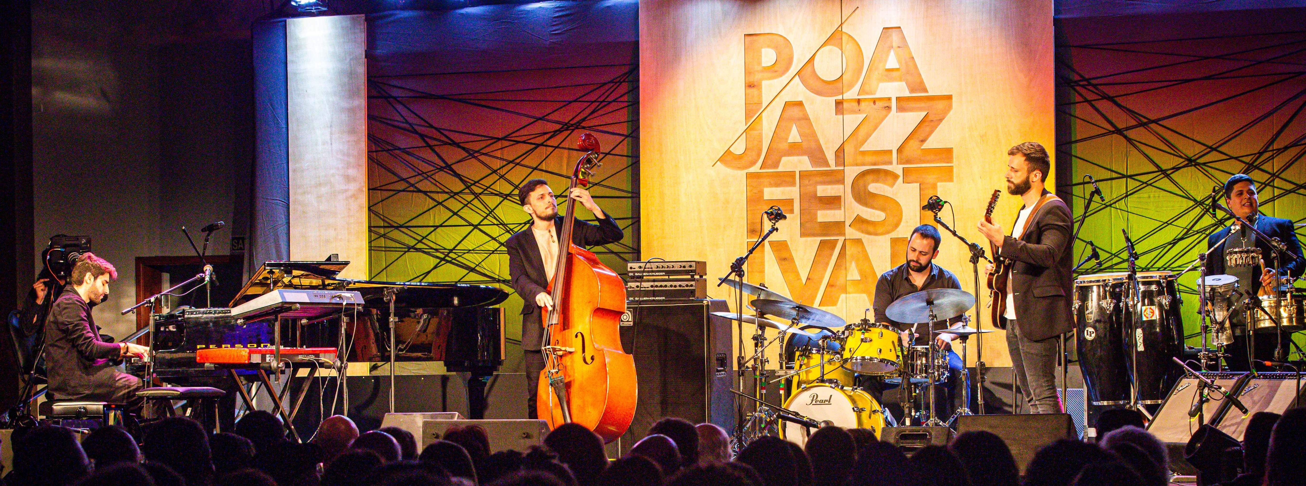 Poa Jazz Festival conecta o público e artistas de diferentes regiões em duas noites de música no BarraShoppingSul