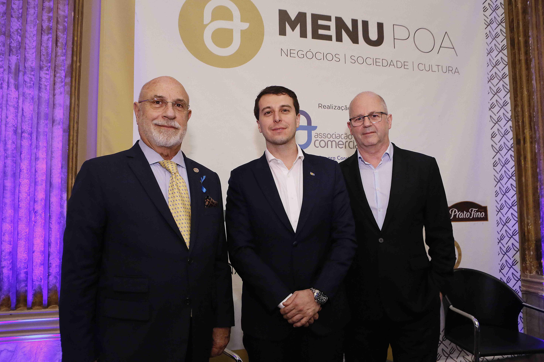 Porto Alegre: No MenuPoa, presidente do IEE projeta crescimento do liberalismo
